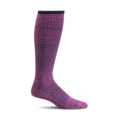 SOCKWELL MICRO GRADE VIOLET COMPRESSION 15-20mmHG - SW36W-VIOLET