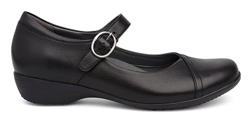 DANSKO FAWNA BLACK WIDE - 5511020200