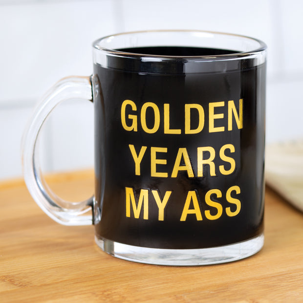 Golden Years Mug