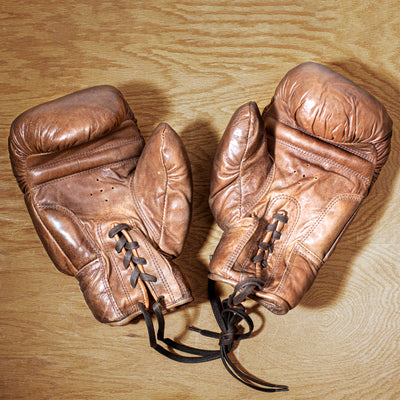 Vintage Boxing Gloves - SOLD OUT