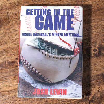 Getting in the Game Book