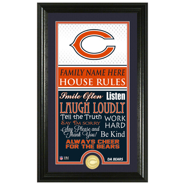 House Rules Personalized NFL