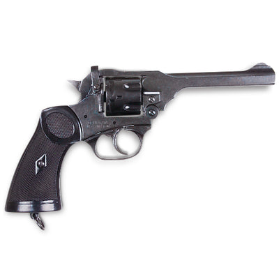 Indiana Jones Webley MK IV Replica Revolver