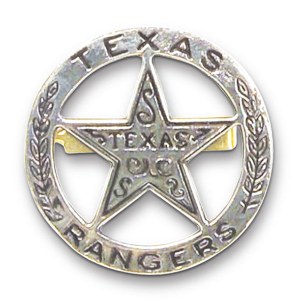 Texas Ranger Replica Badge