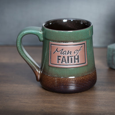 Man of Faith Mug