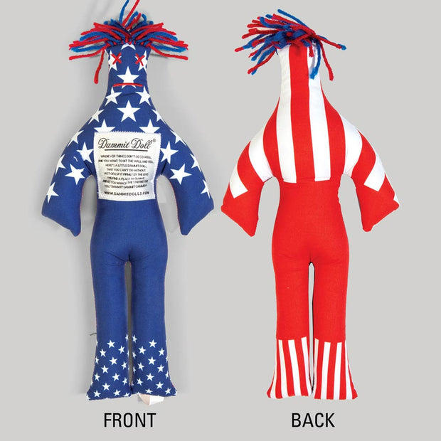 Patriot Dammit Doll