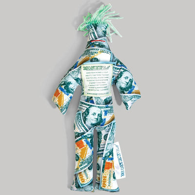 Money Dammit Doll