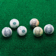 Money Golf Balls