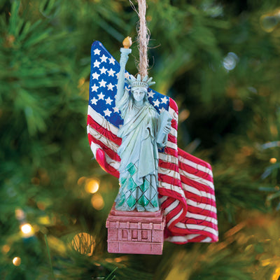 Statue Of Liberty Ornament