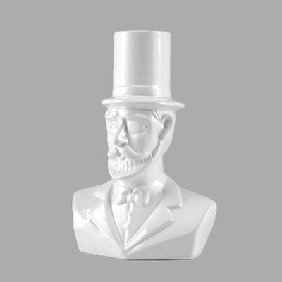 Gentleman Ceramic Planter