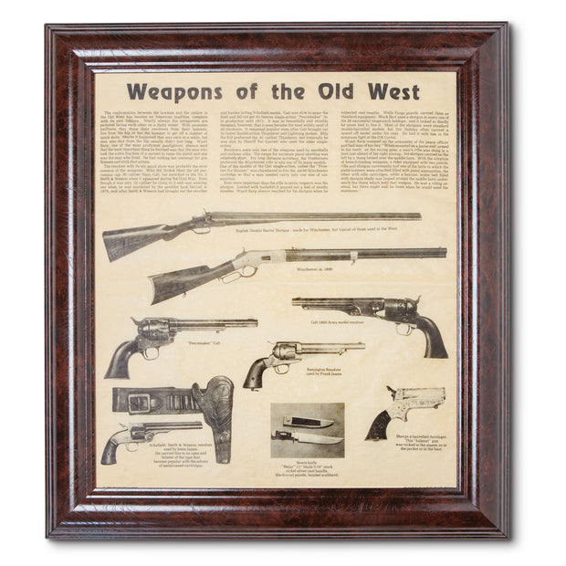 Weapons of the Old West