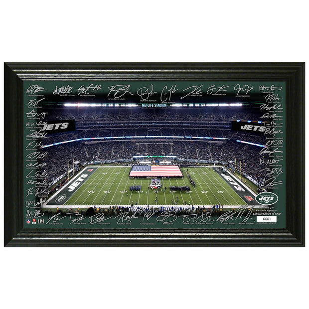 2019 NFL Signature Grid