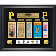 World Series Gold Coin and Ticket Collection