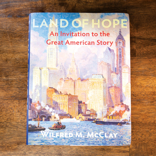 Land of Hope Book