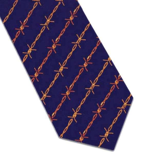 Barbed Wired Tie