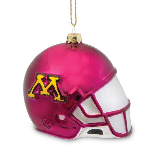 Collegiate Helmet Ornaments