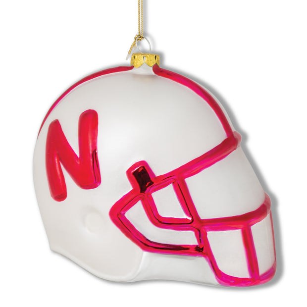 Collegiate Large Helmet Ornaments