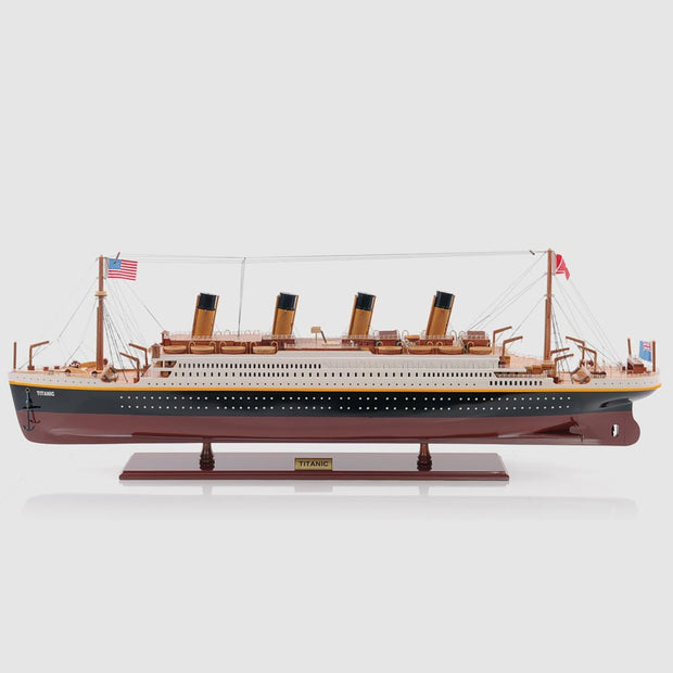 Titanic Replica Ship Model