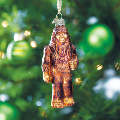 Sasquatch Ornament