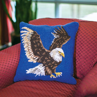 Bald Eagle Pillow