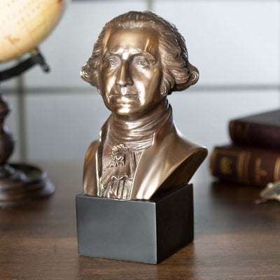 George Washington Presidential Bust Statue