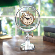 Deco Microphone Clock