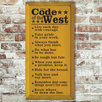 Code of the West