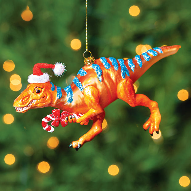 Dinosaur Ornament