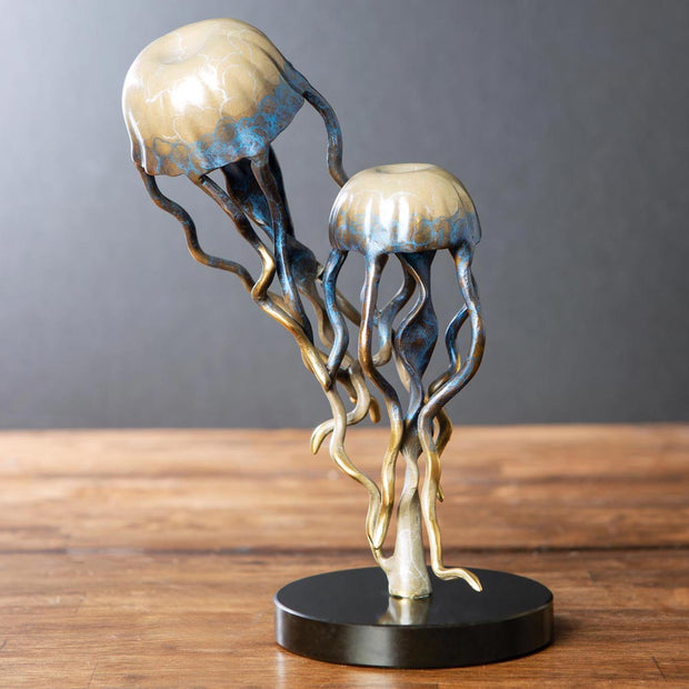 Jellyfish Sculpture