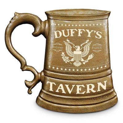Personalized Eagle Tankard Sign