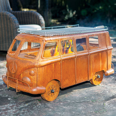 Kool Kombi Firepit and Grill
