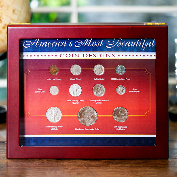 America's Most Beautiful Coin Designs