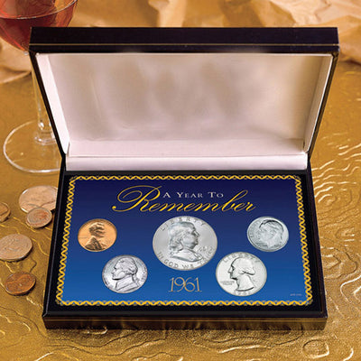 Year To Remember Coin Collection 1965-2020