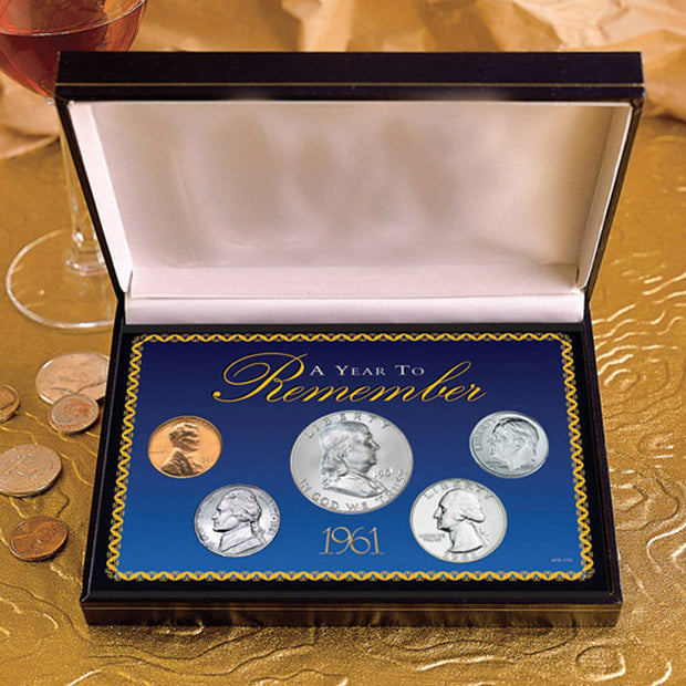 Year To Remember Coin Set, 1934-1964