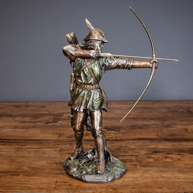 Robin Hood Shooting Arrow