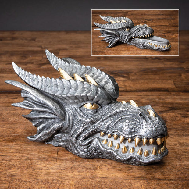 Dragon Head Trinket Box