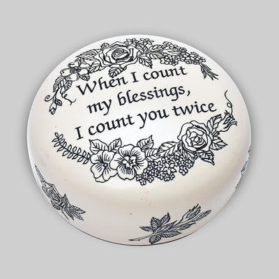Blessings Paperweight