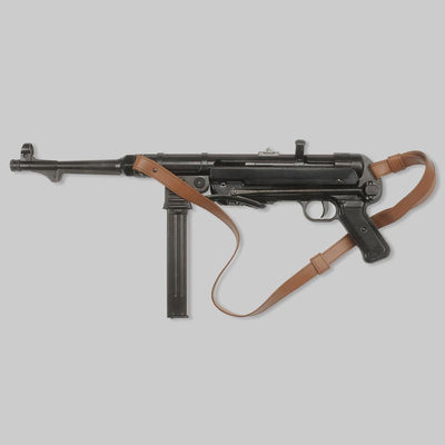 WWII German Machine Gun with Sling Replica