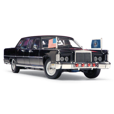 1972 Ronald Reagan Lincoln President Limo