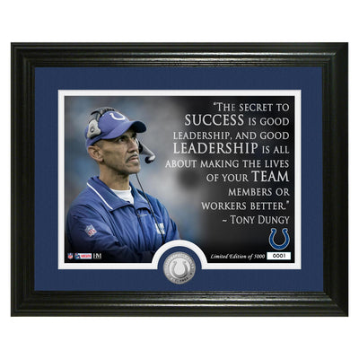 Tony Dungy Hall of Fame Coach
