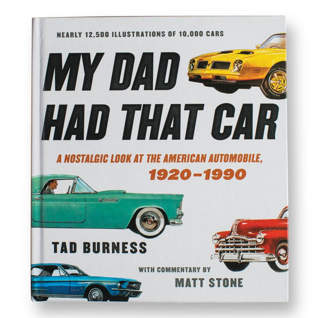 My Dad Had that Car Book