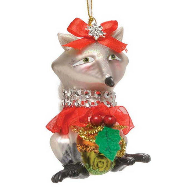 Mrs. Fox Ornament
