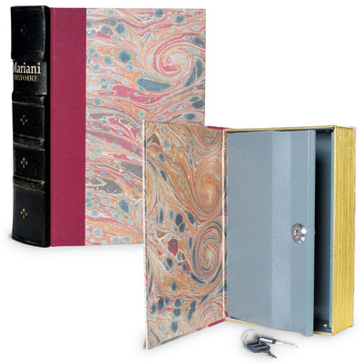 Personalized Single Book Safe