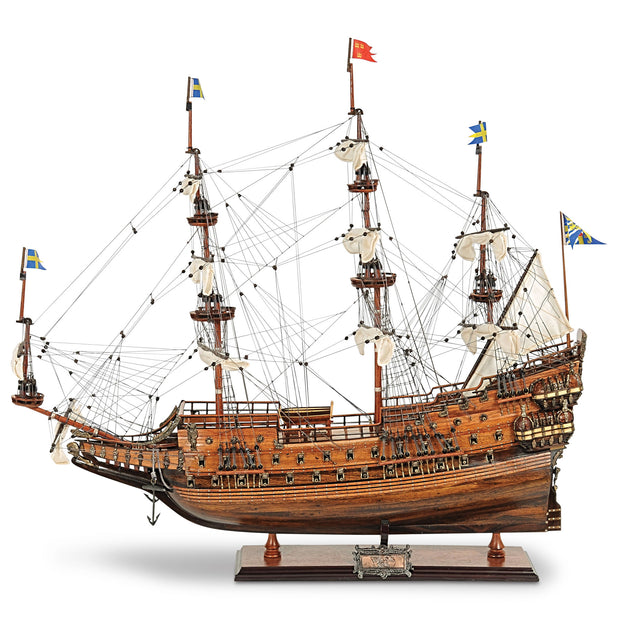 Wasa Swedish Ship Model