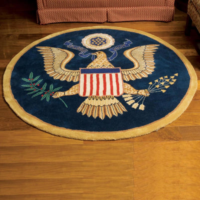 Presidential Seal Floor Rug