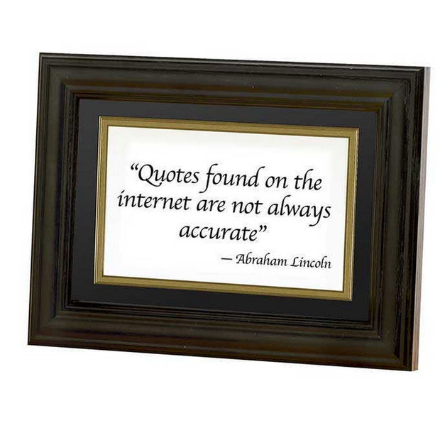 Quotes Found On The Internet