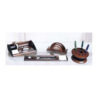Roll Up Desk Organizer