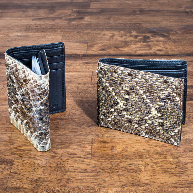 Snakeskin Wallets