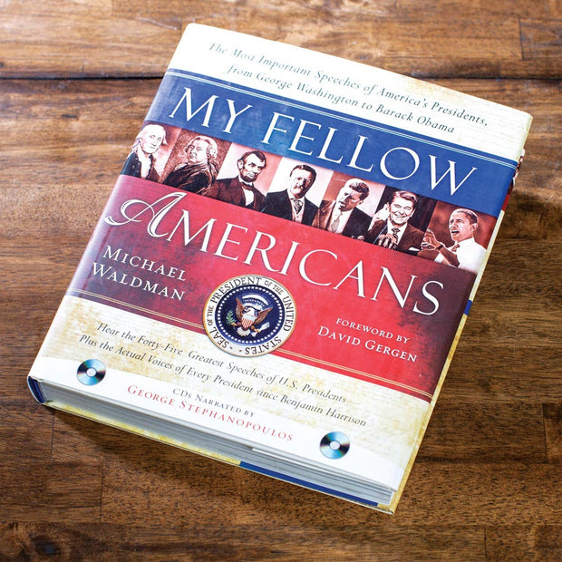 My Fellow Americans Book