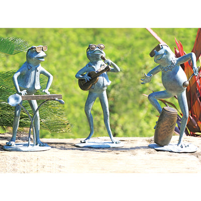 Jazzy Frogs